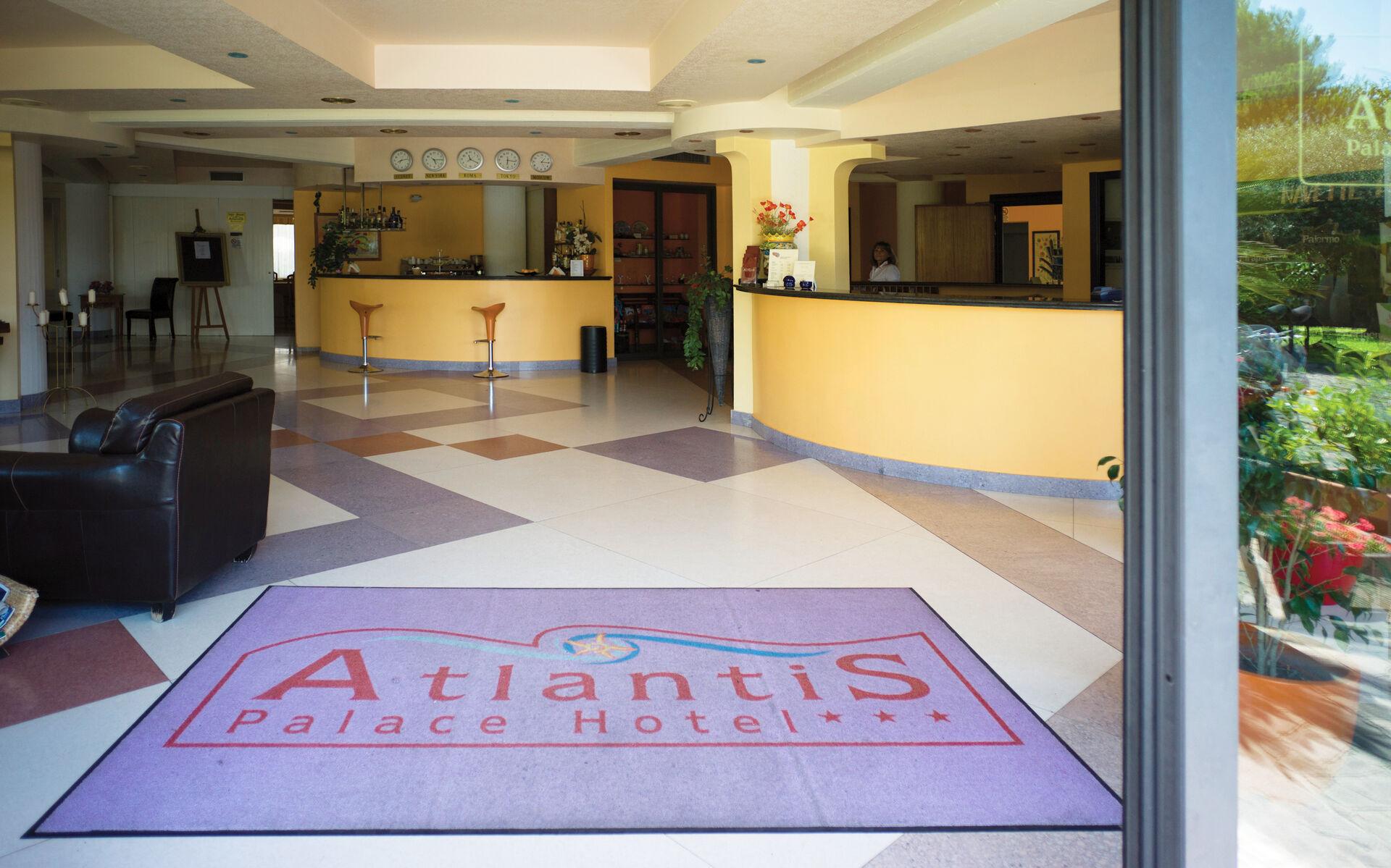 Italie - Sicile - Atlantis Palace Hôtel 3*