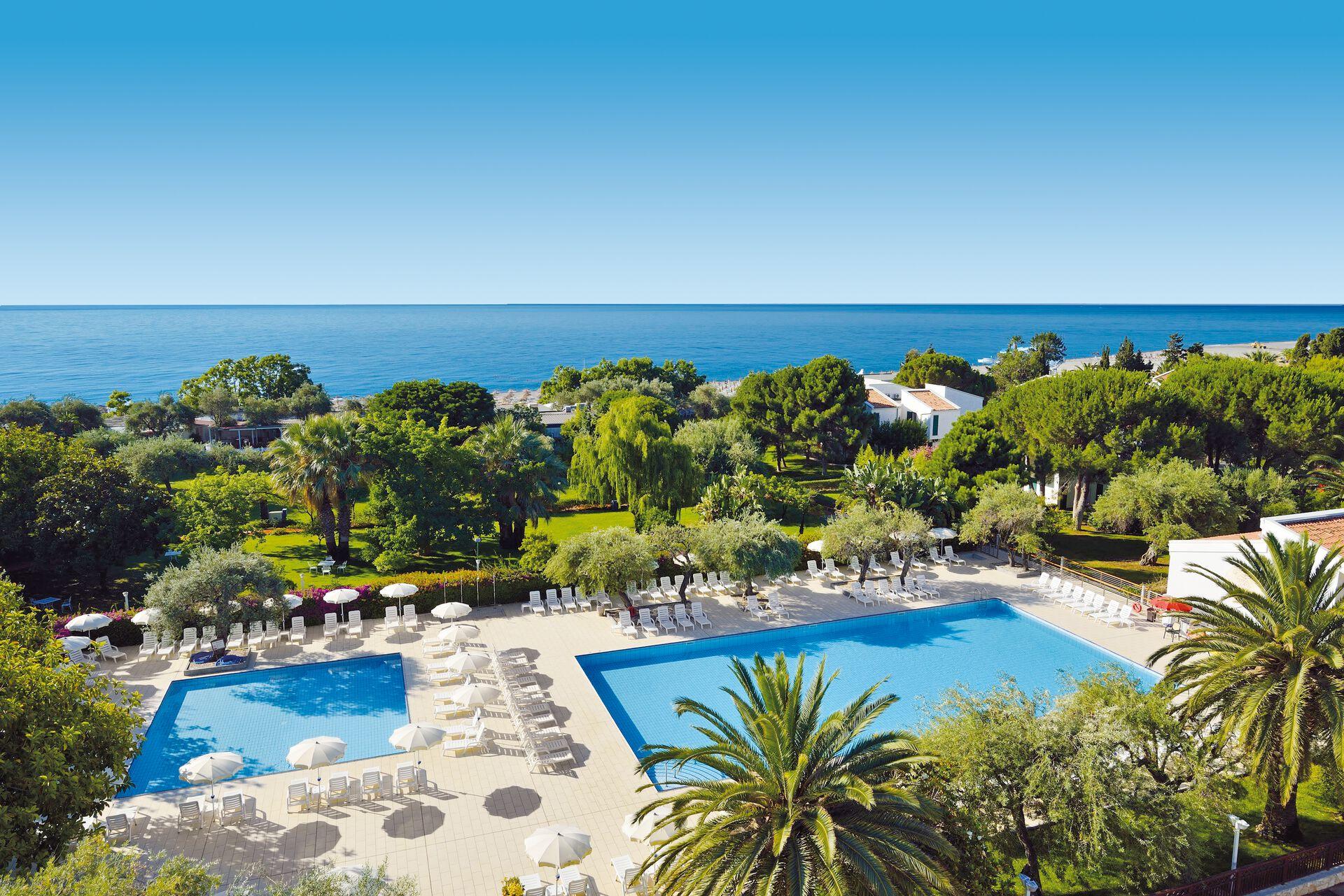 UNAHOTELS Naxos Beach Sicilia - 4*