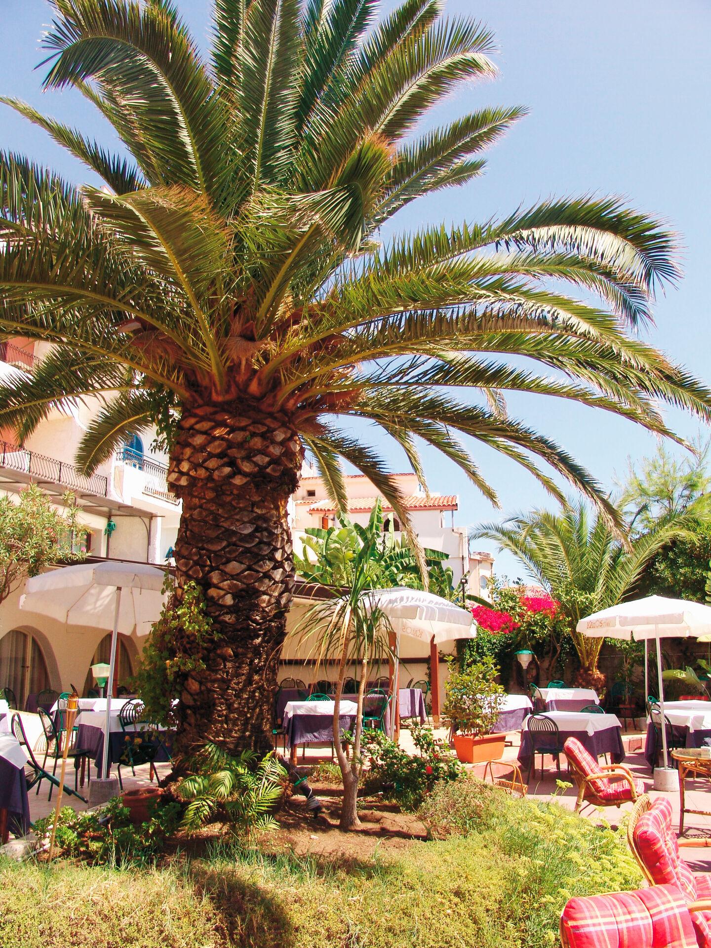Italie - Sicile - Hôtel Kalos 3*