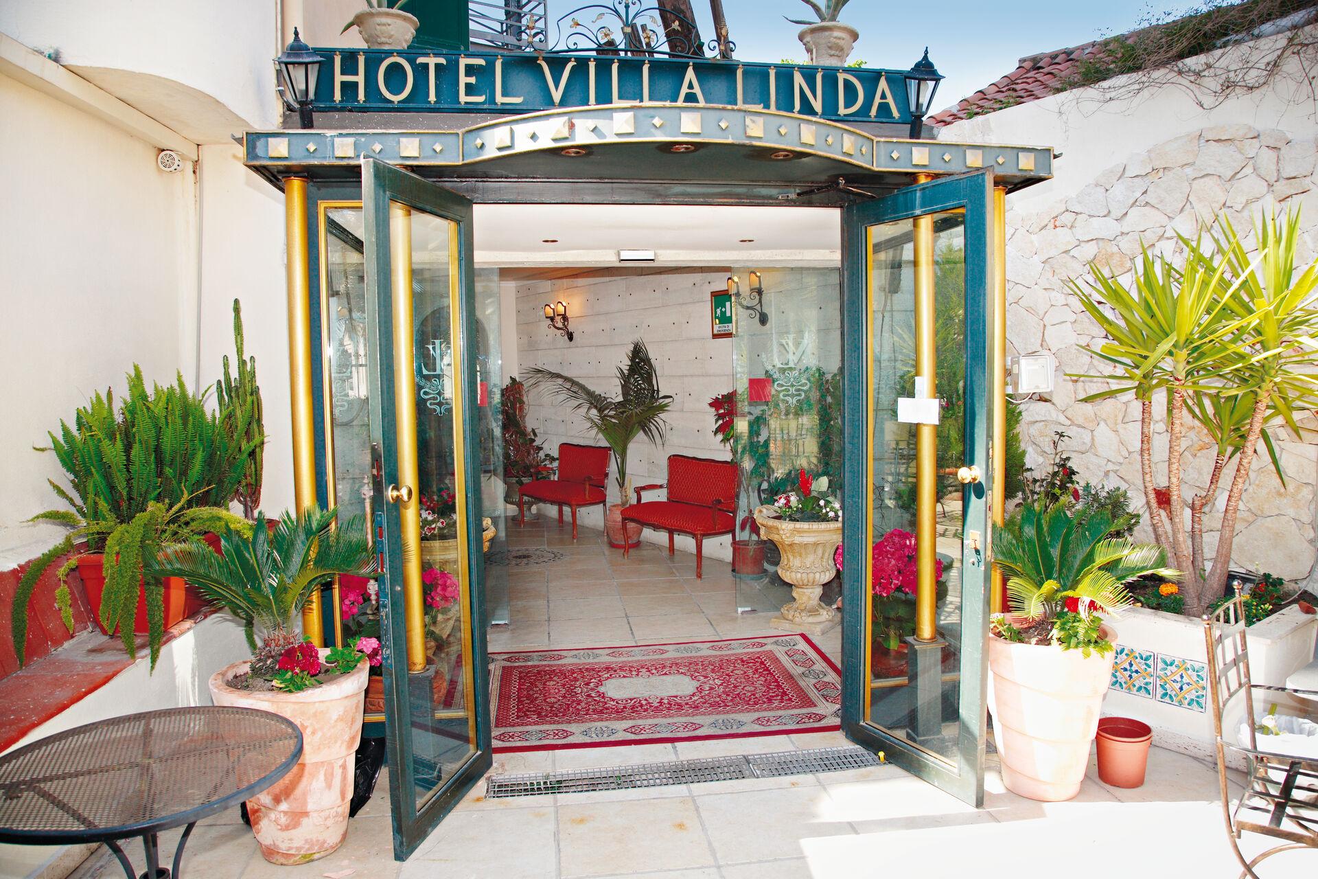 Italie - Sicile - Hôtel Villa Linda 3*
