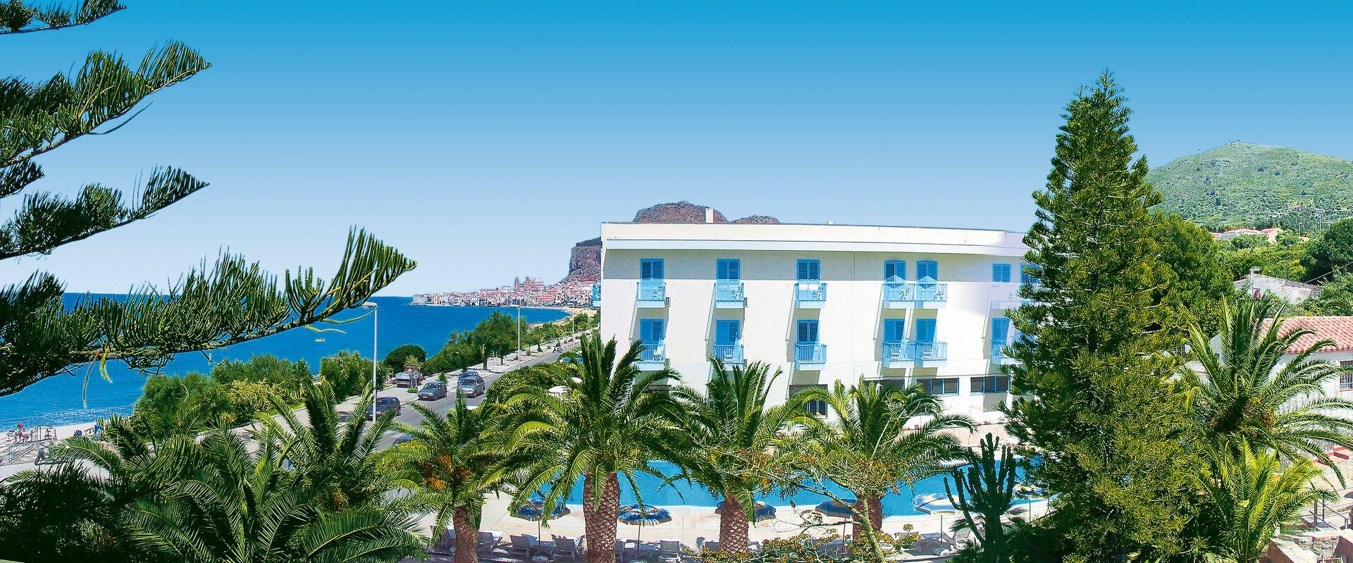 Séjour Sicile - Hotel Tourist - 3*