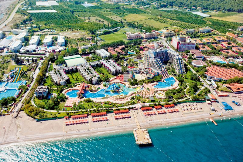 Limak Limra Hotel & Resort - Best Ager low cost