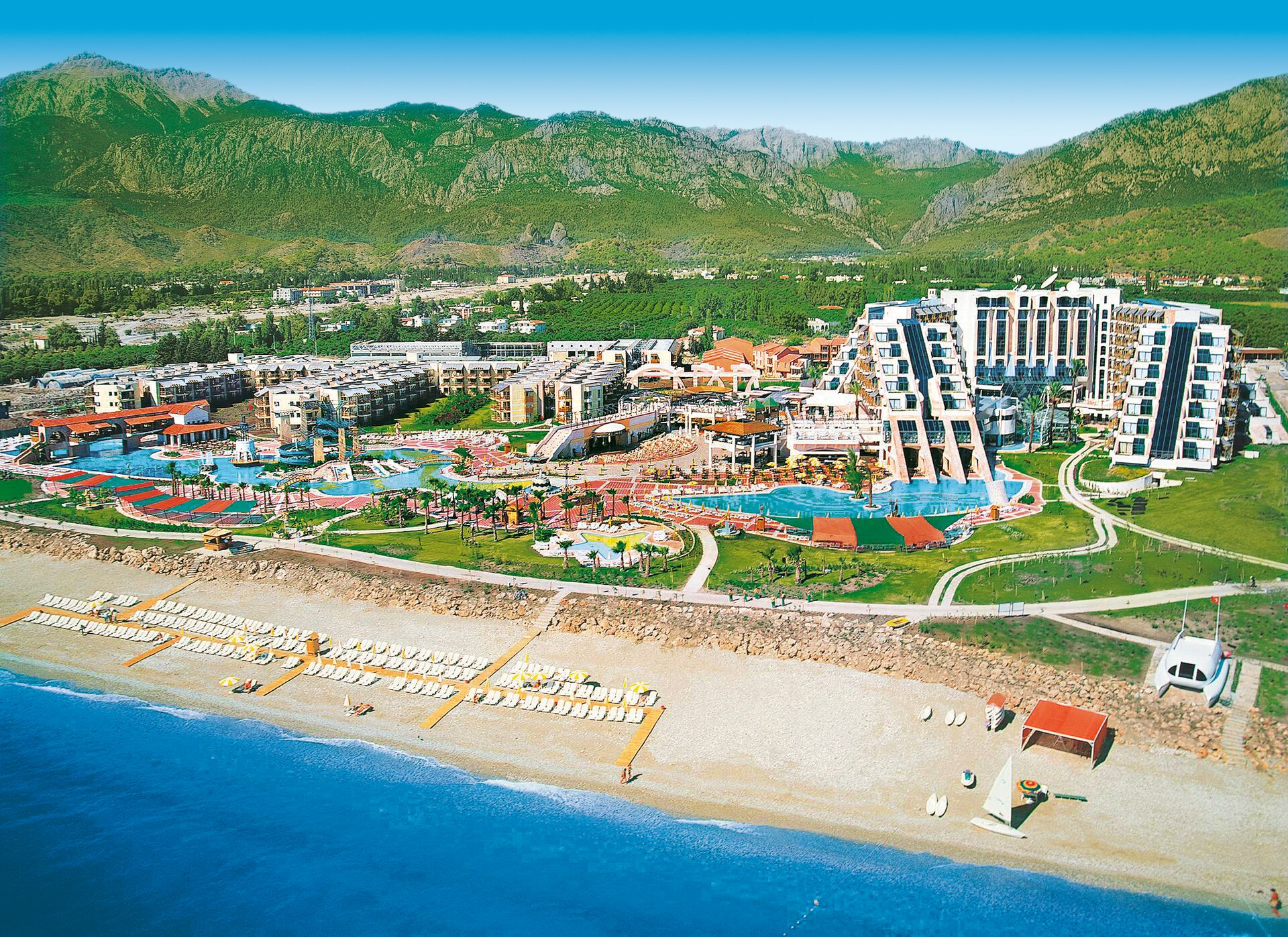 Limak Limra Hotel & Resort - chambre double low cost