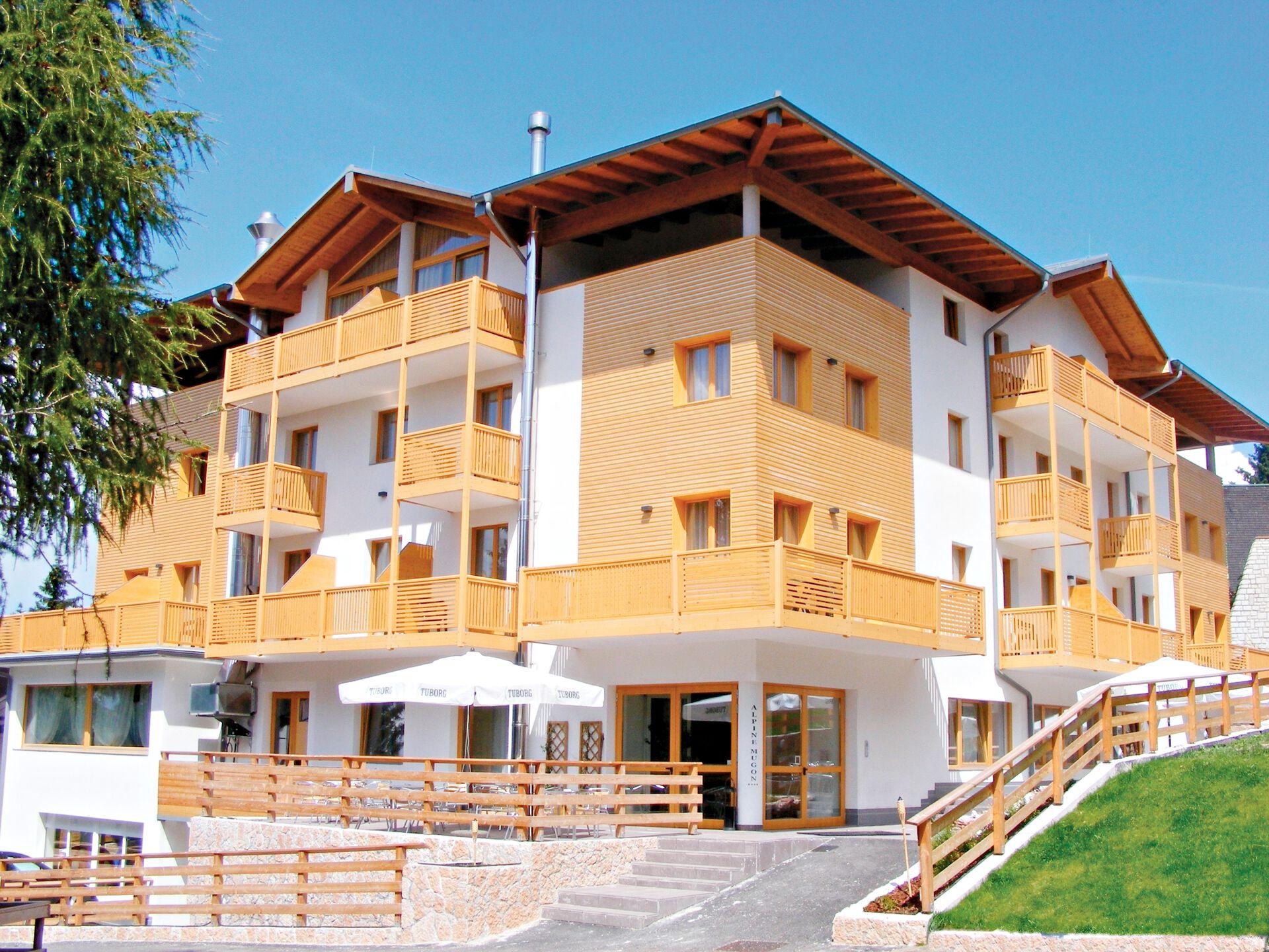 Ihr 4-Sterne-Beispielhotel Alpine Mugon