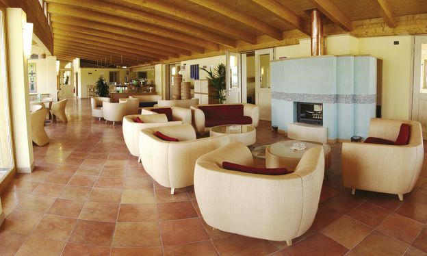 Lounge in Ihrem 4-Sterne-Active Hotel Paradiso & Golf