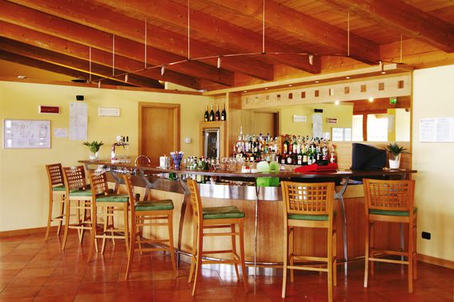 Bar in Ihrem 4-Sterne-Active Hotel Paradiso & Golf