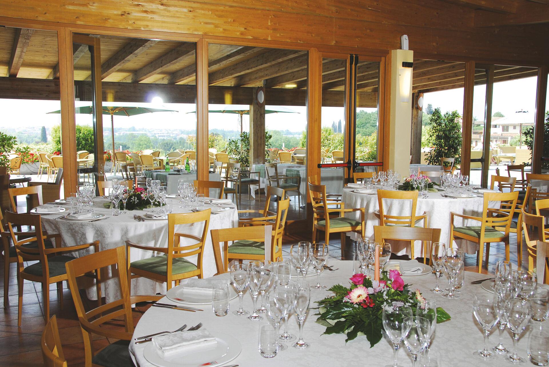Restaurant in Ihrem 4-Sterne-Active Hotel Paradiso & Golf