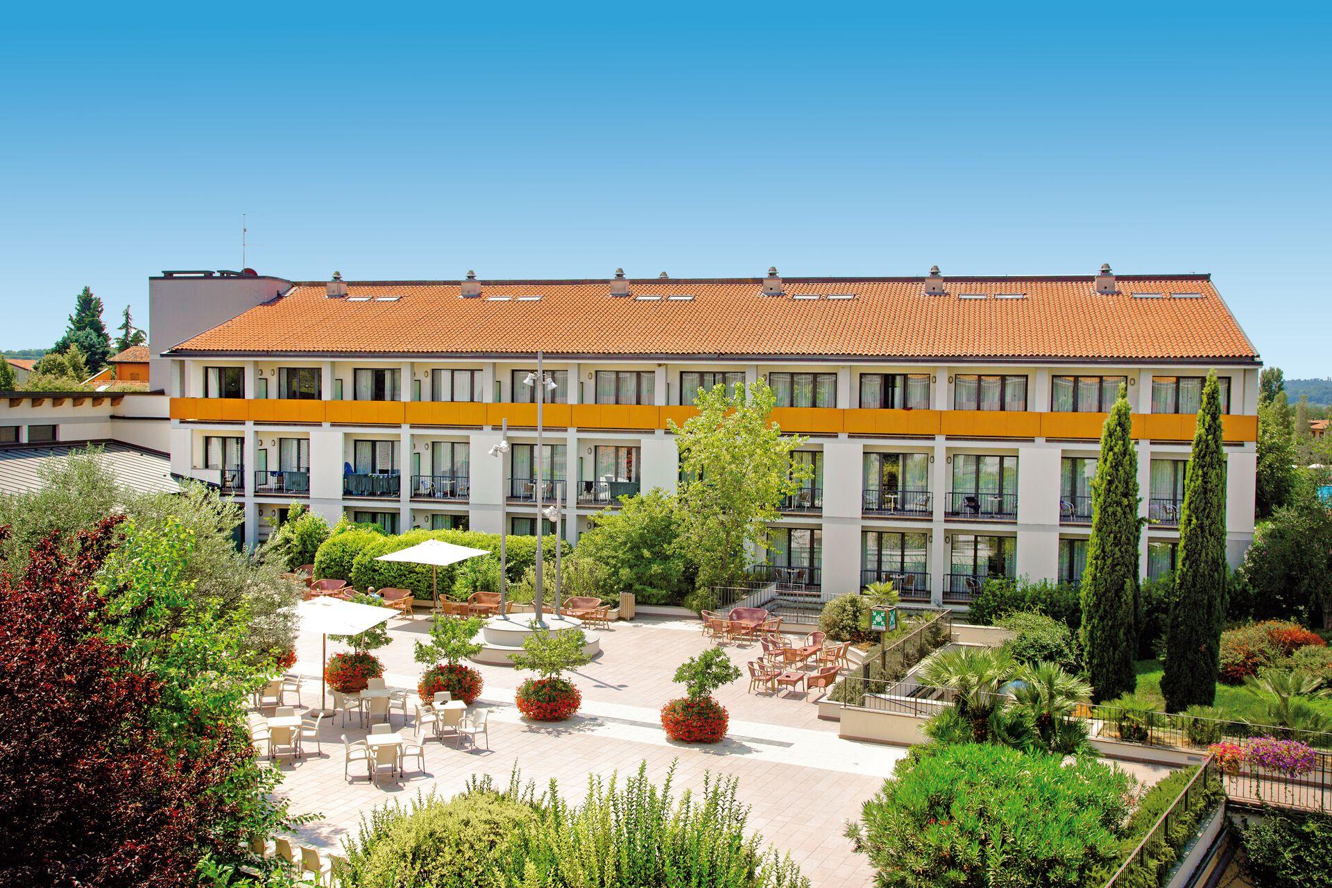 Herzlich Willkommen in Ihrem 4-Sterne-Parc Hotel