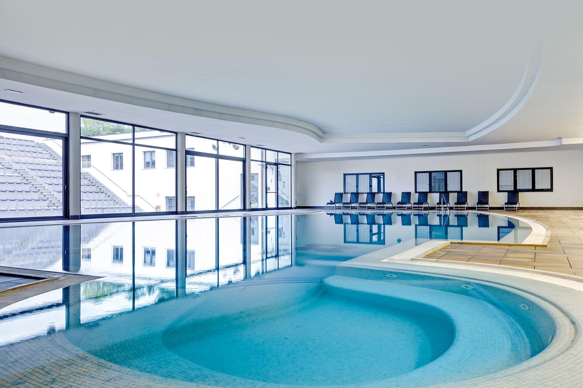 Wellnessbereich in Ihrem 4-Sterne-Parc Hotel
