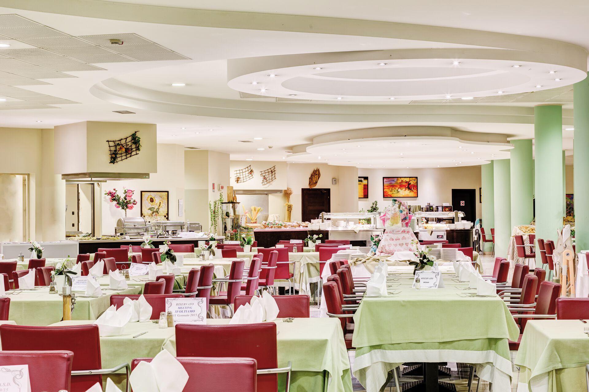 Restaurant in Ihrem 4-Sterne-Parc Hotel