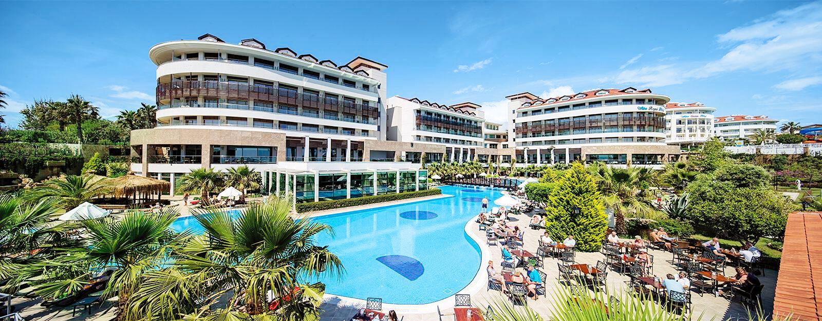 Turquie - Side - Hôtel Alba Royal 5*