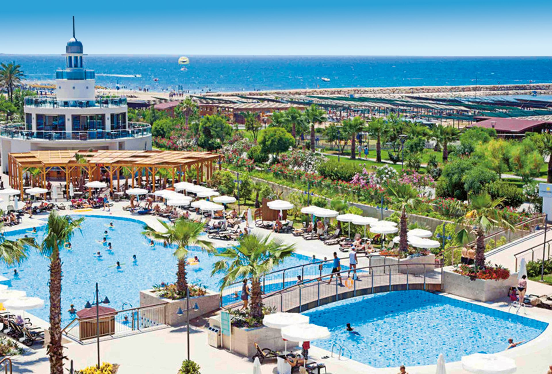 Turquie - Side - Hôtel Commodore Elite Suites & Spa 5*