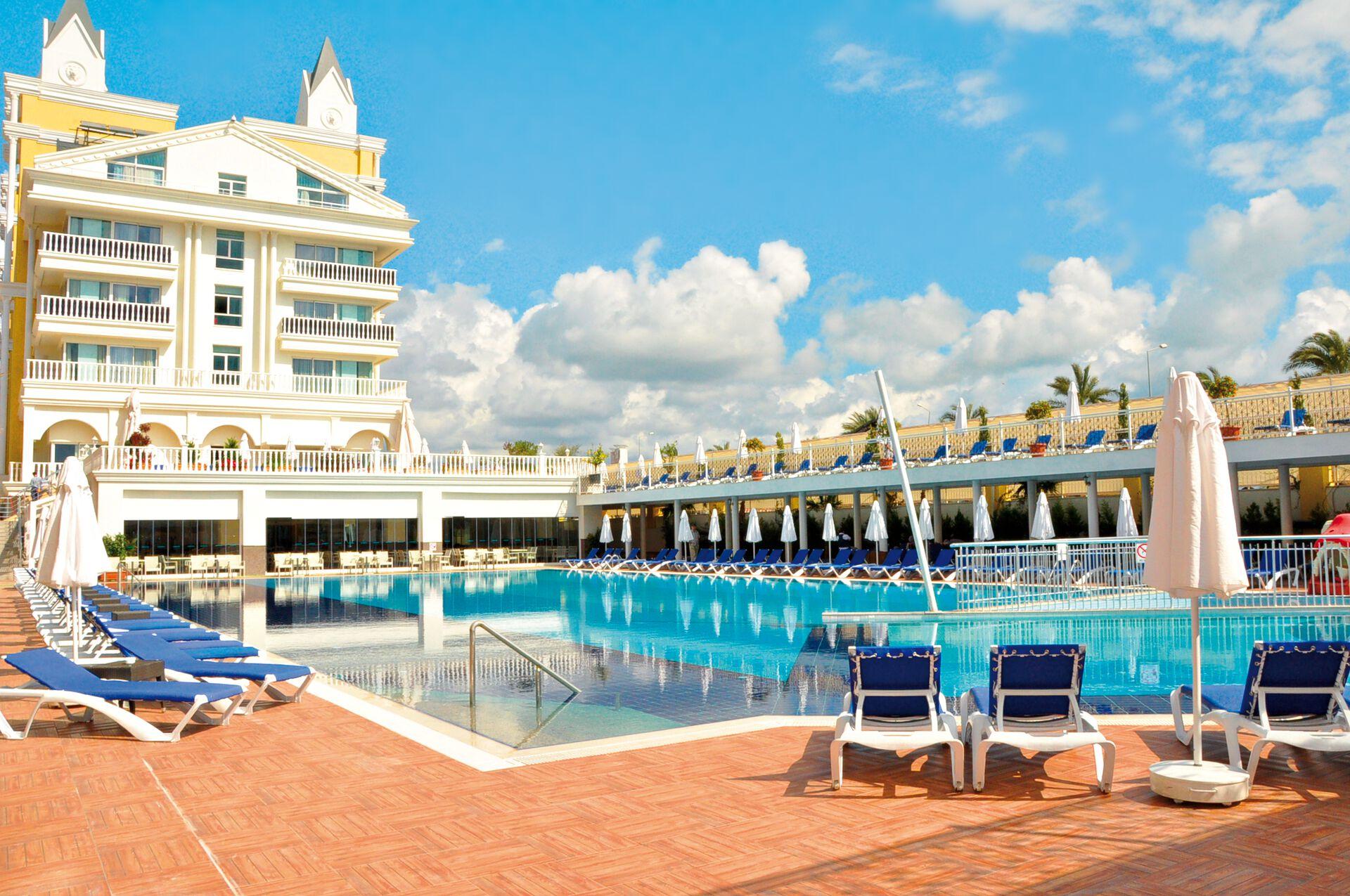 Séjour Turquie - Dream World Resort & Spa - 5*