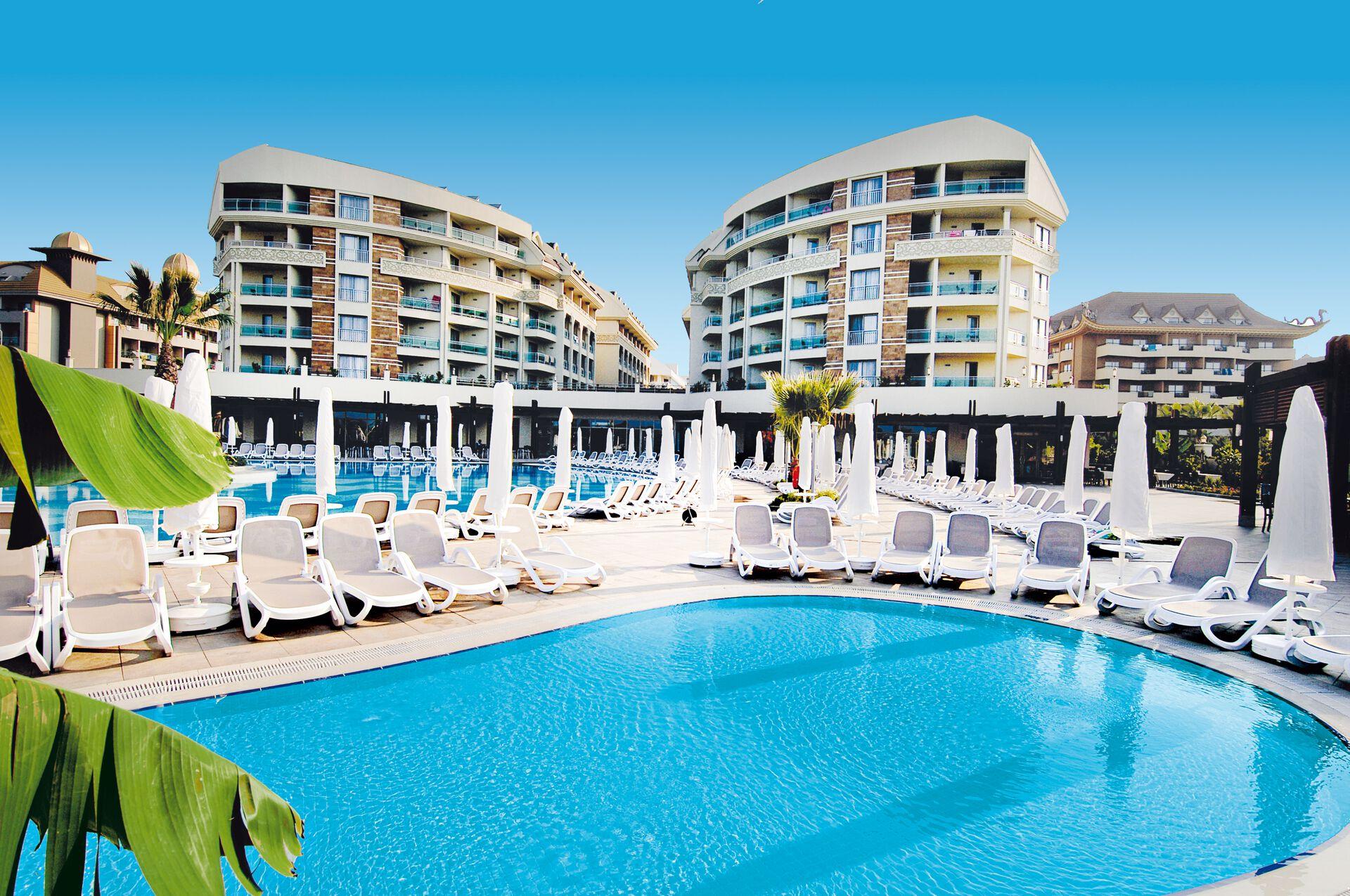 Seamelia Beach Resort & Spa - 5*