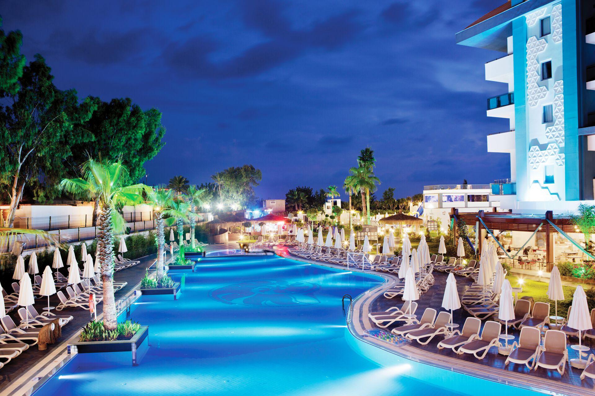 Turquie - Side - Hôtel Seashell Resort & Spa 5*