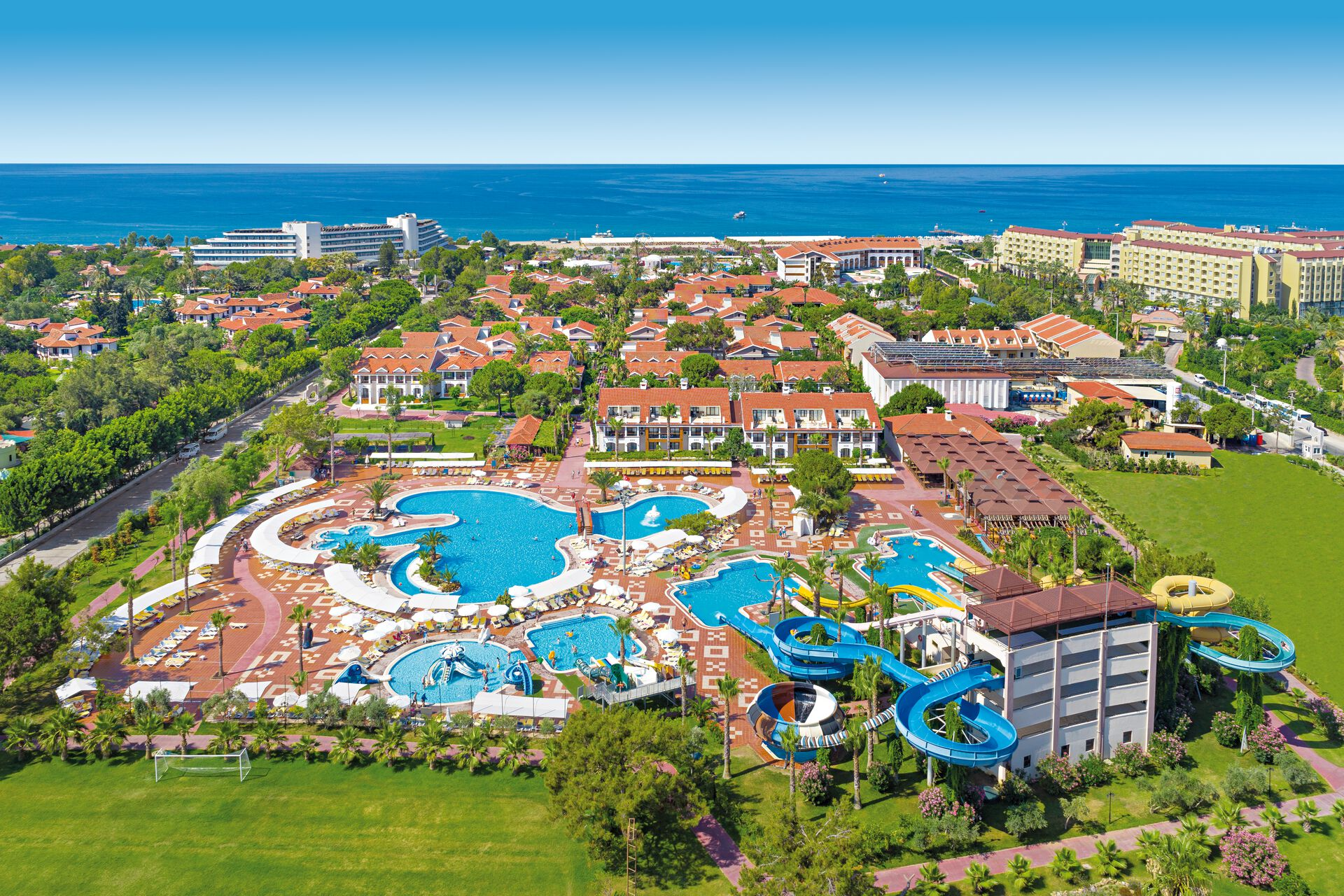 Club-Hotel Turan Prince World - bungalow low cost