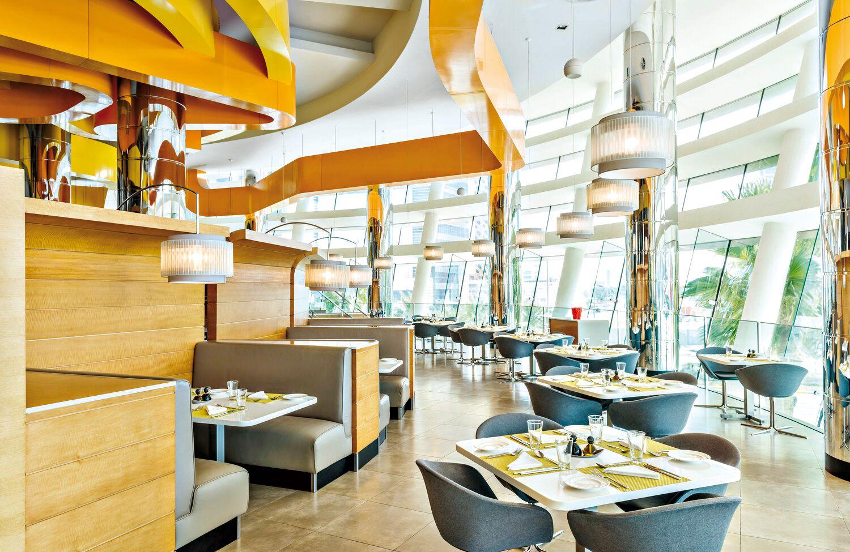 Hôtel Aloft Abu Dhabi 4*