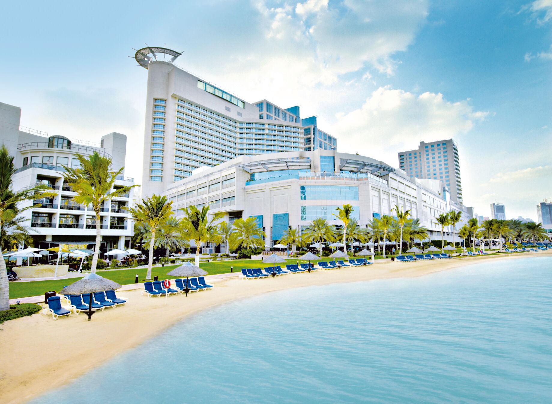 Séjour Abu Dhabi - Beach Rotana Abu Dhabi - 5*