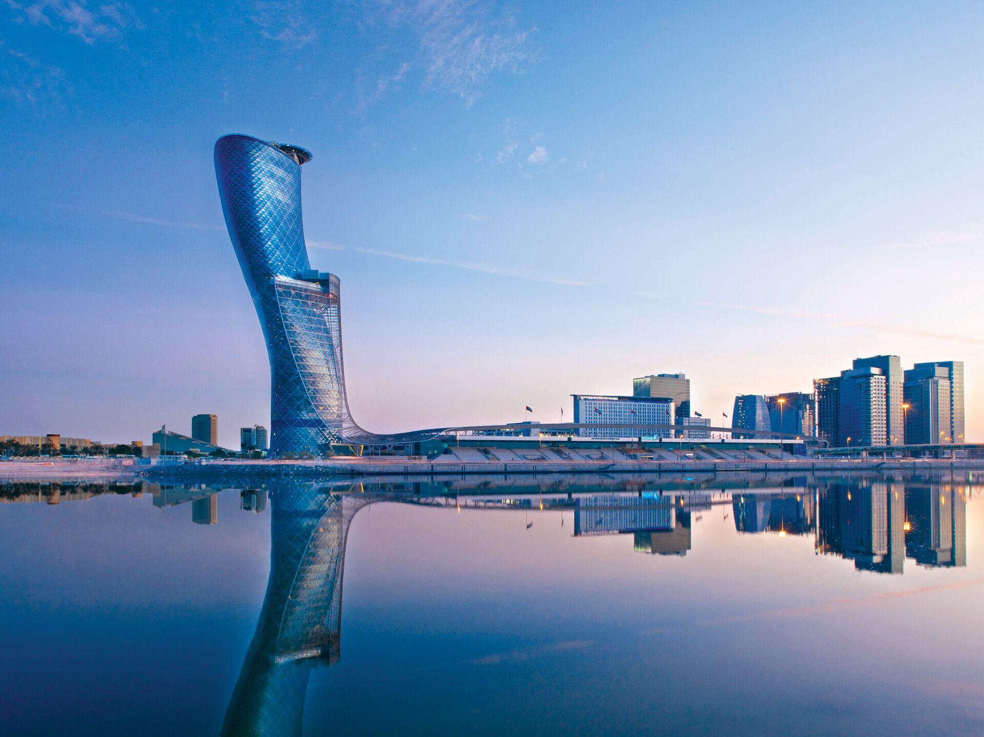 Andaz Capital Gate Abu Dhabi & Atlantis The Palm & Miramar Al Aqah Beach Resort