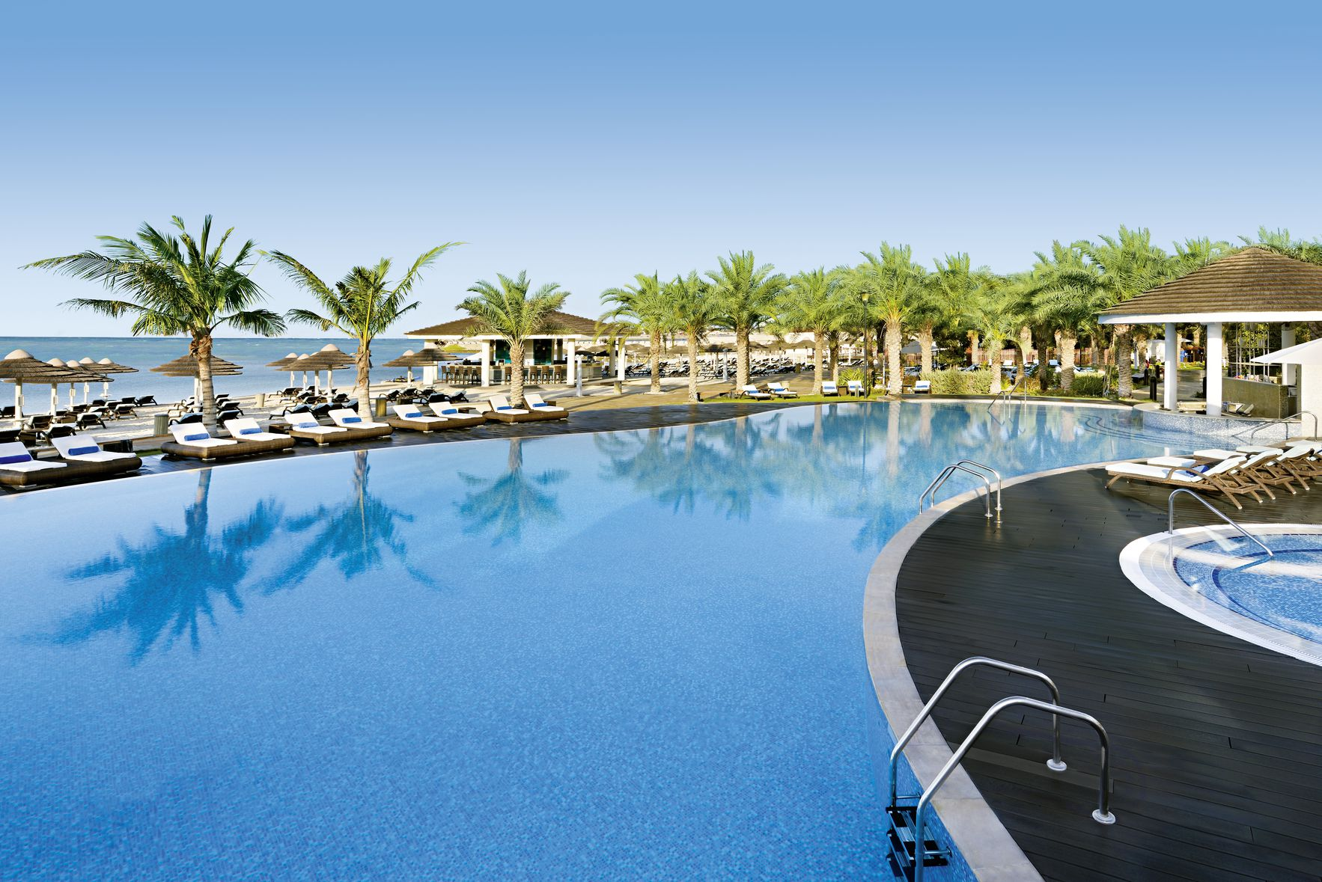 Séjour Abu Dhabi - InterContinental Abu Dhabi - 5*