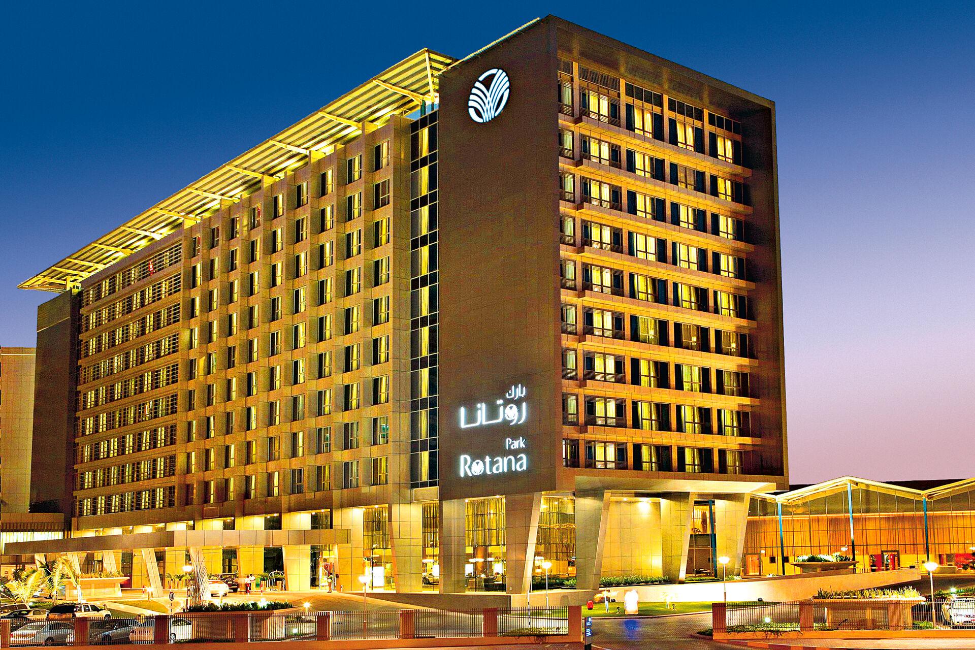 Hôtel park rotana abu dhabi 5*