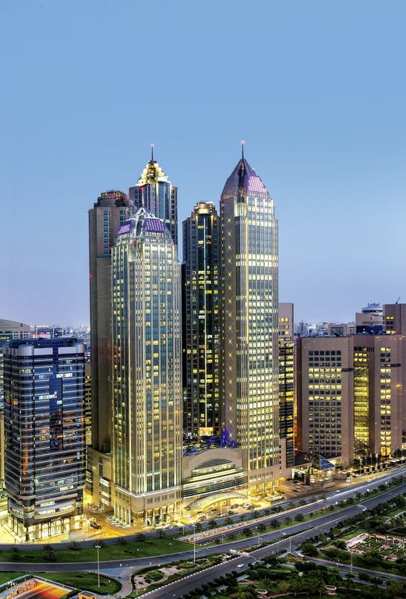 Séjour Abu Dhabi - Sofitel Abu Dhabi Corniche - 5*