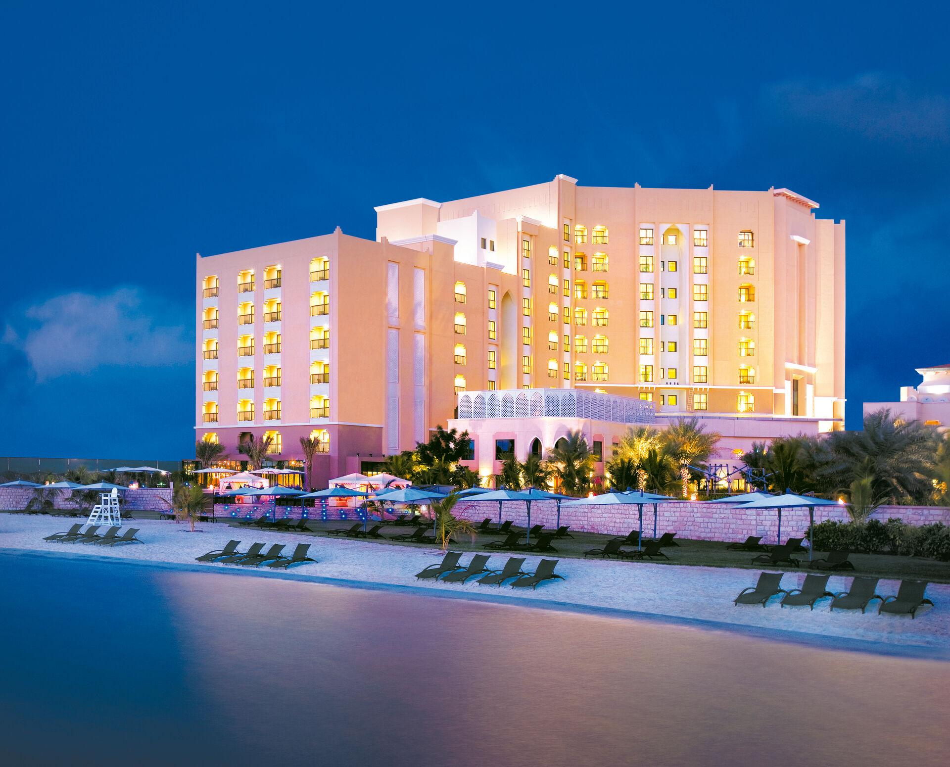Séjour Abu Dhabi - Traders Hotel Qaryat Al Beri - 4*