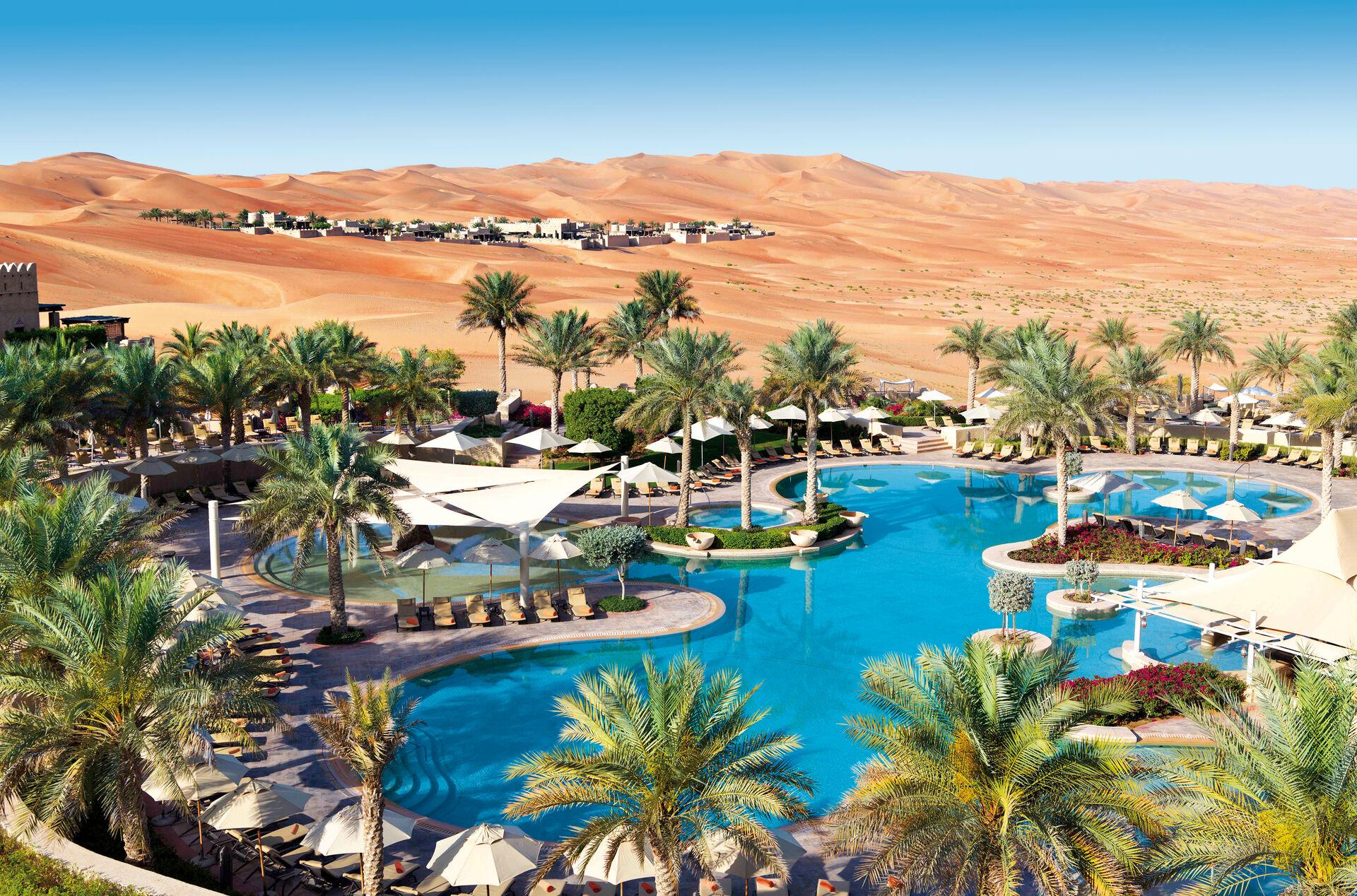 Anantara Qasr Al Sarab Desert Resort - 5*