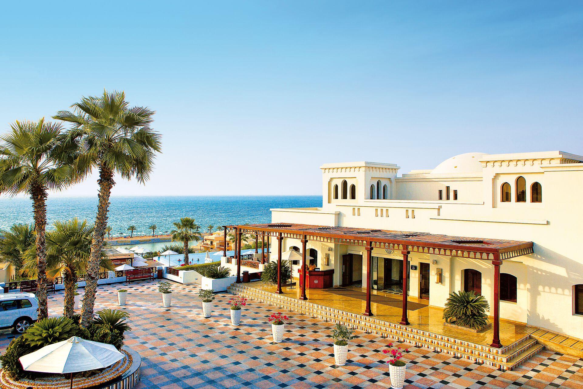 Emirats Arabes Unis - Ras Al Khaimah - Hôtel The Cove Rotana Resort 5*