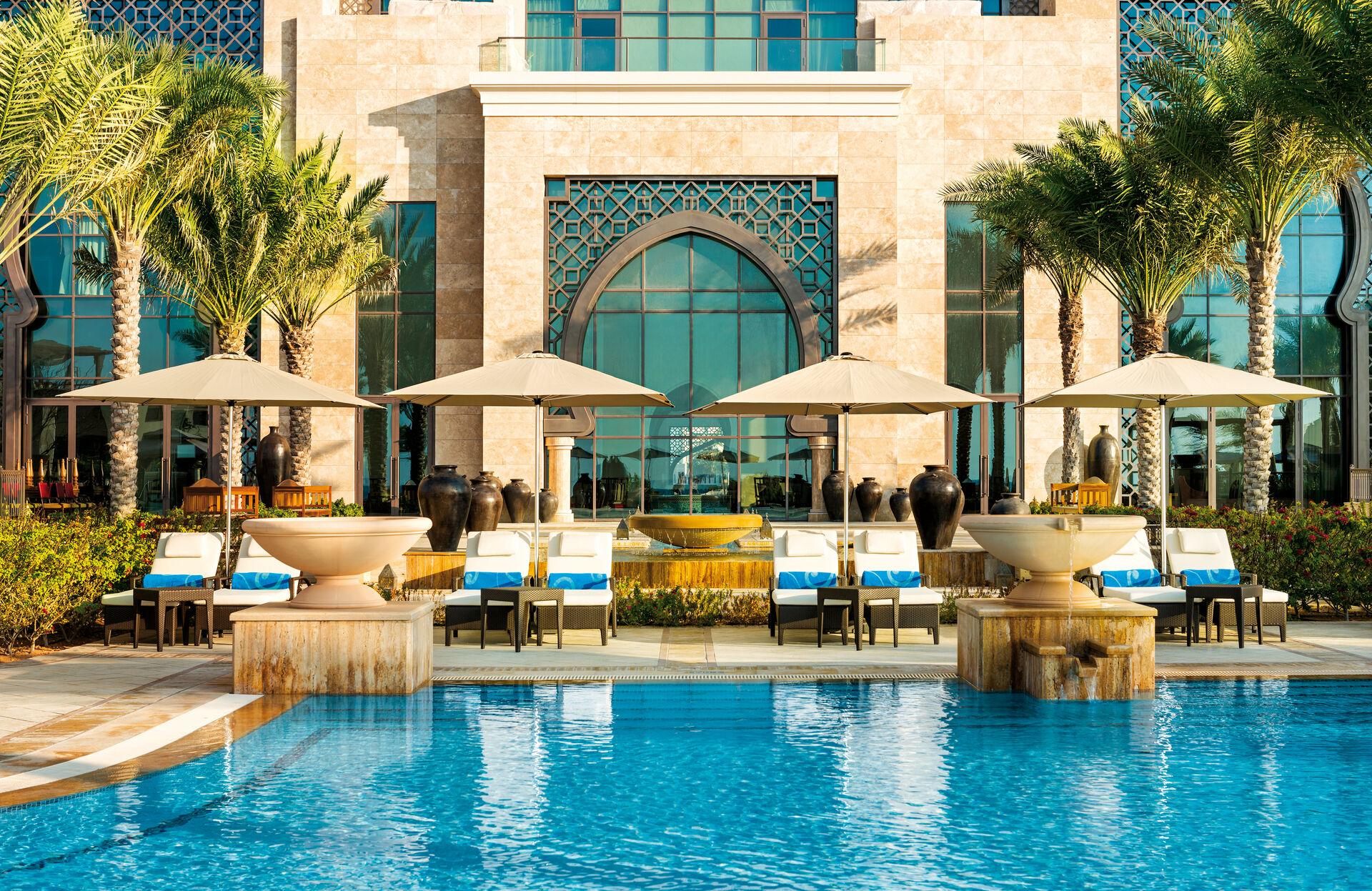 Hôtel Ajman Saray, A Luxury Collection Resort 5*