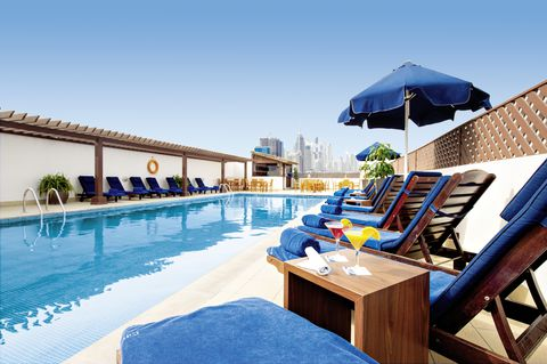Citymax Hôtel Bur Dubai 3*