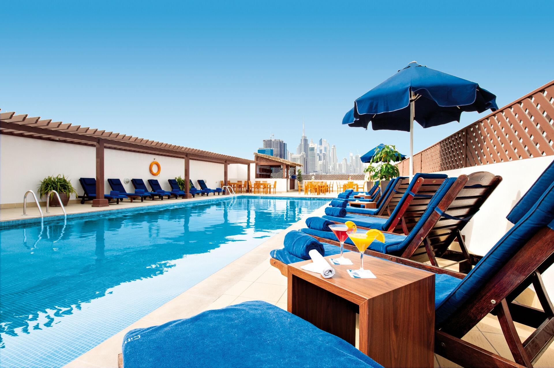 citymax hotel bur dubai - 3*