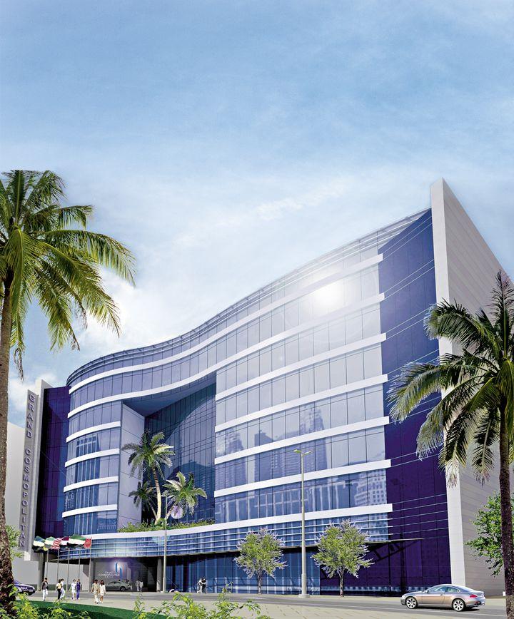 Grand Cosmopolitan Hotel - 5*