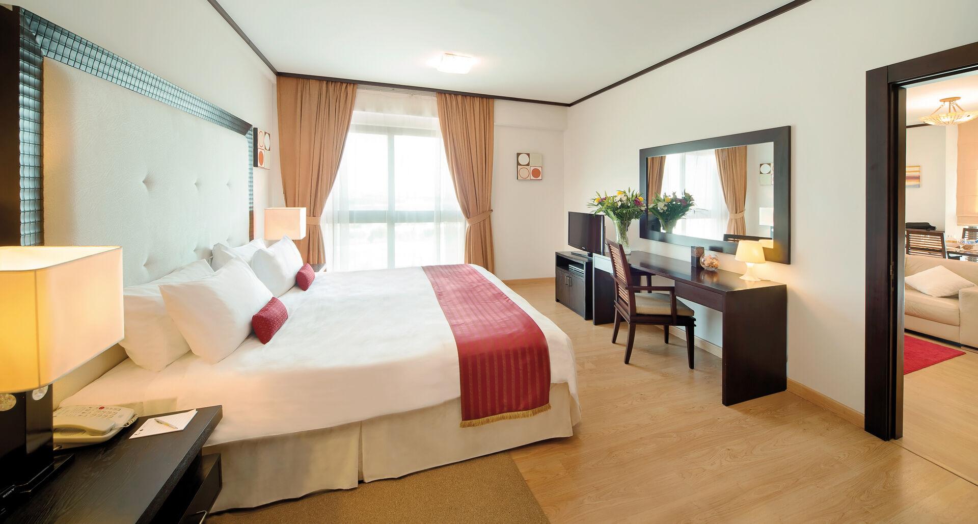 Park Hotel Apartment,