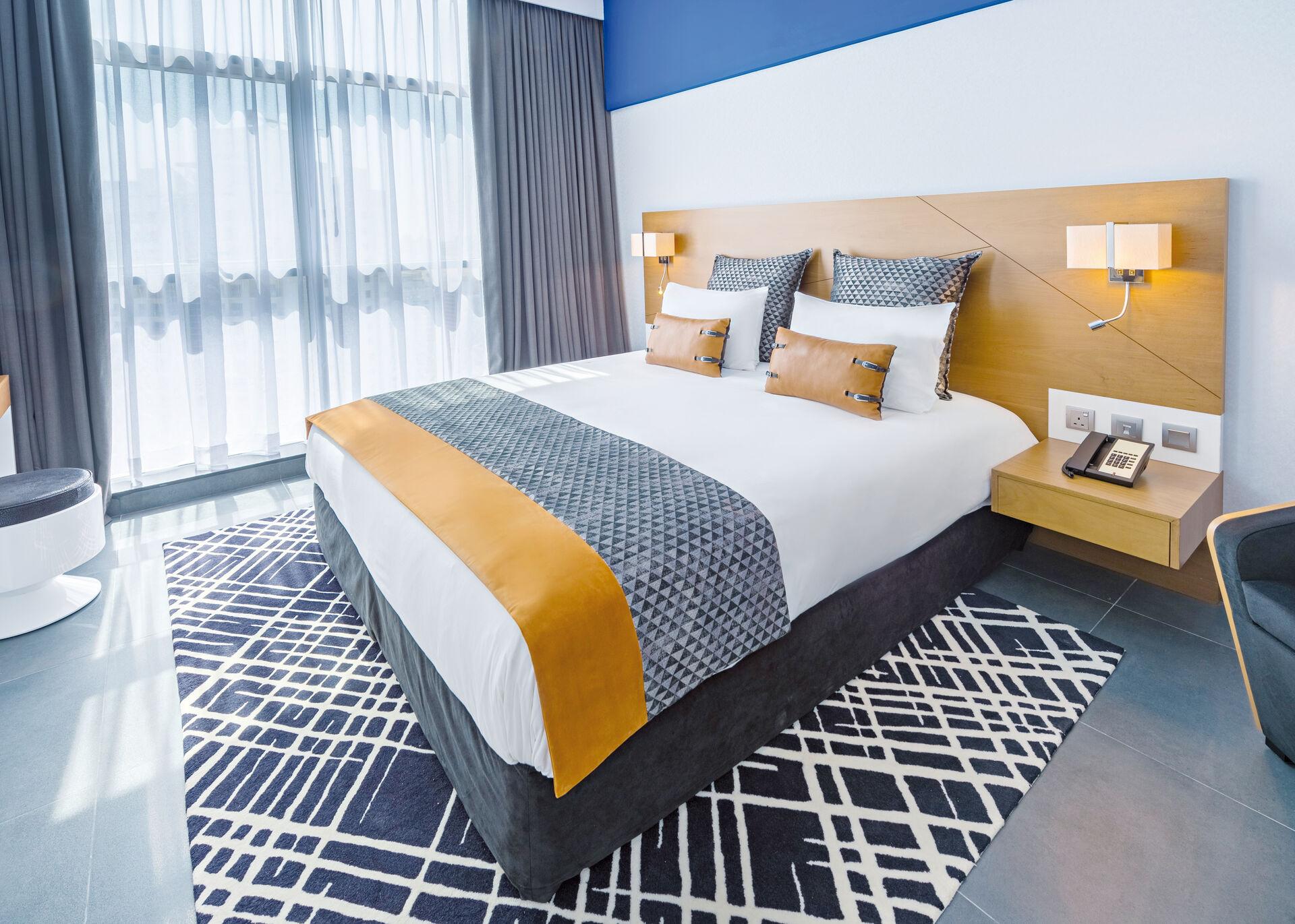 Emirats Arabes Unis - Dubaï - Hôtel Tryp by Wyndham Dubai 4*