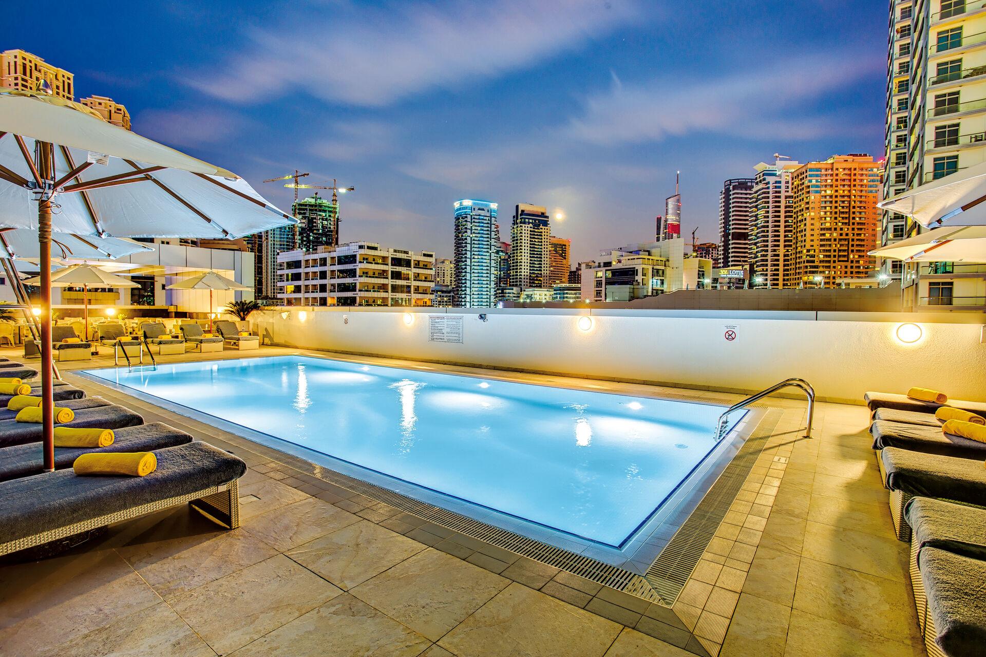 Séjour Dubai - Wyndham Dubai Marina - 4*