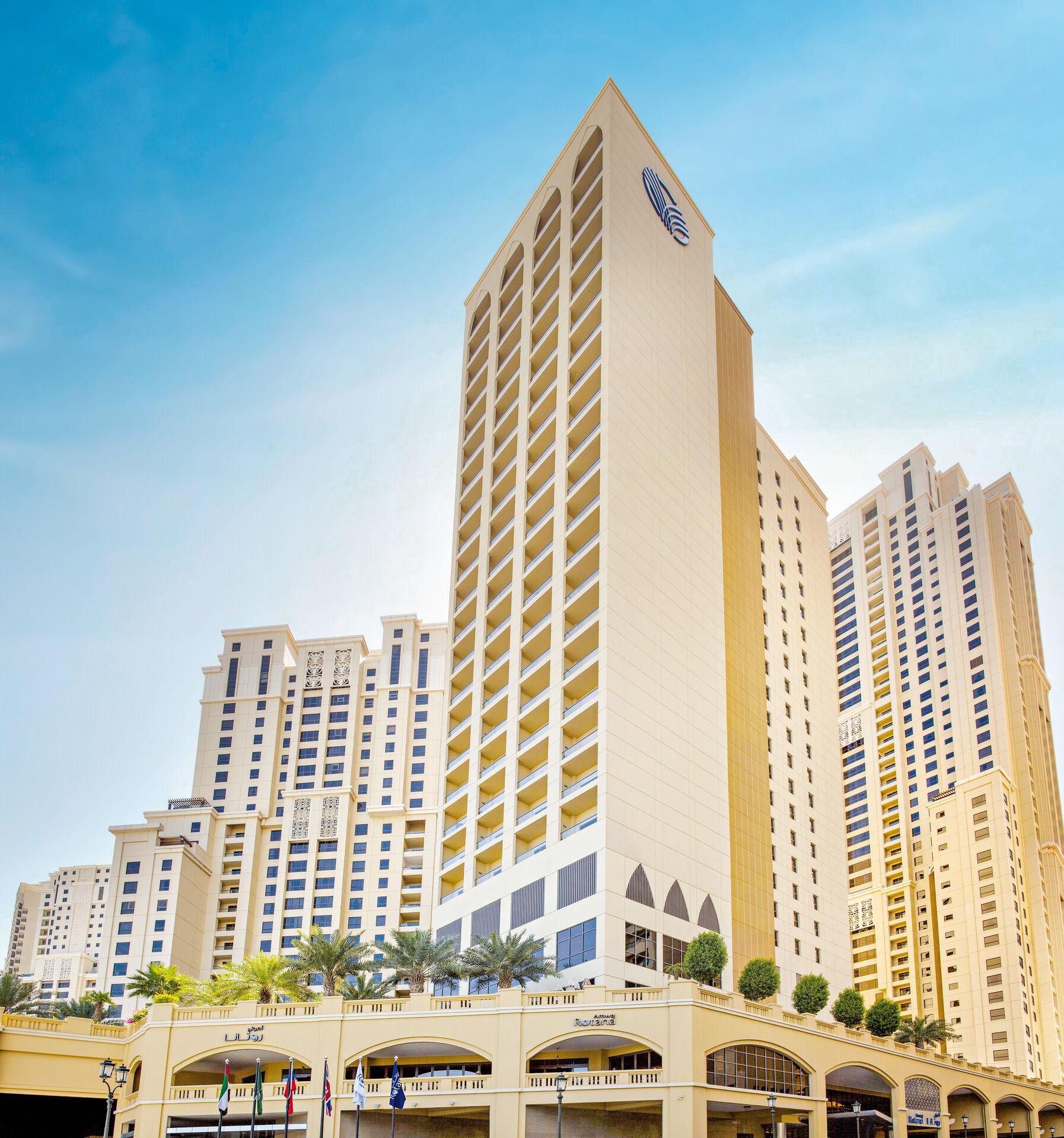 Séjour Emirats Arabes Unis - Amwaj Rotana Hotel - 5*