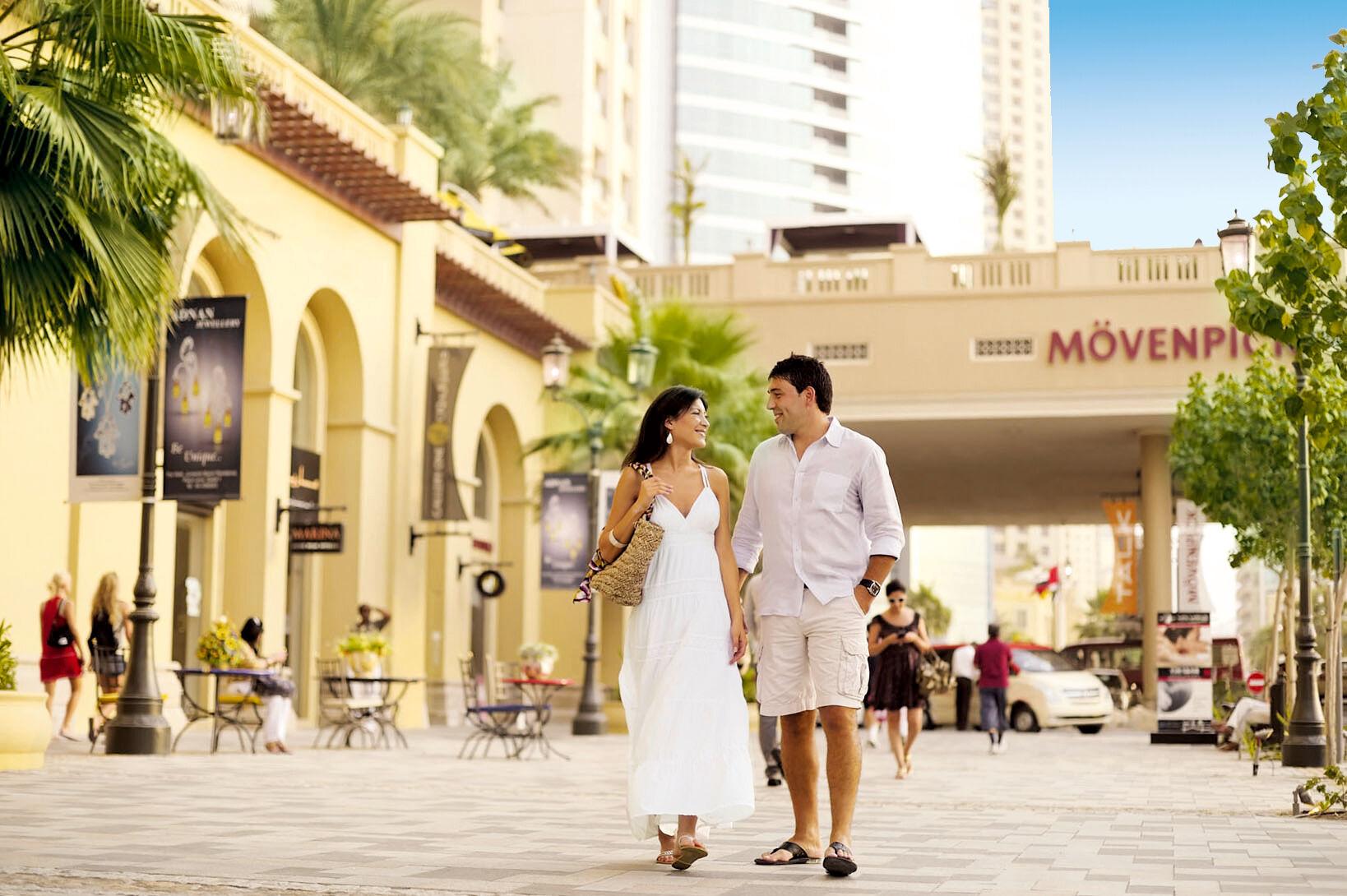 Mövenpick Hotel Jumeirah Beach - 5*