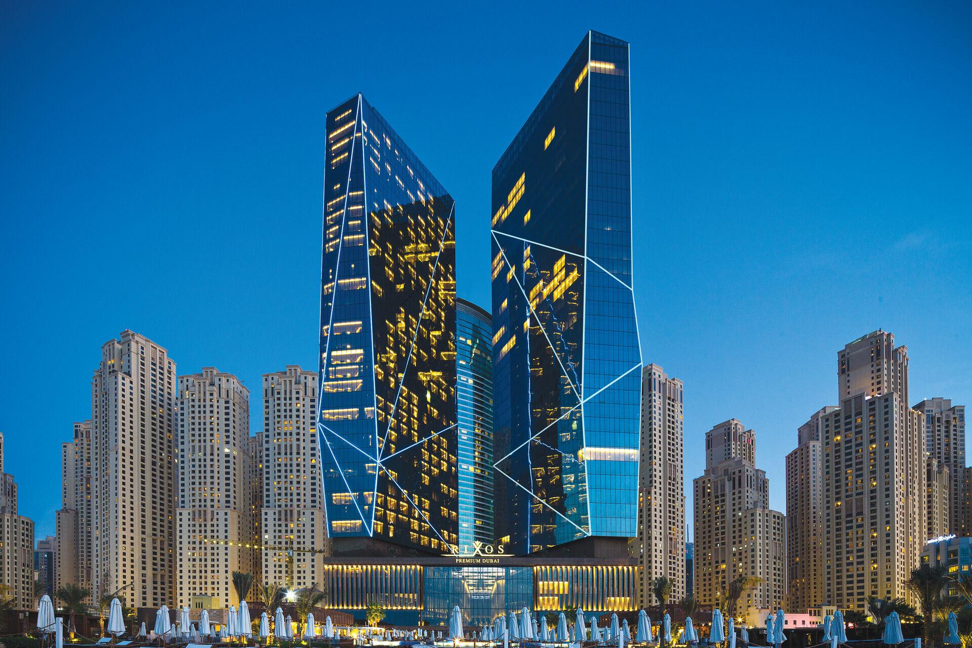Séjour Emirats Arabes Unis - Rixos Premium Dubai - 5*
