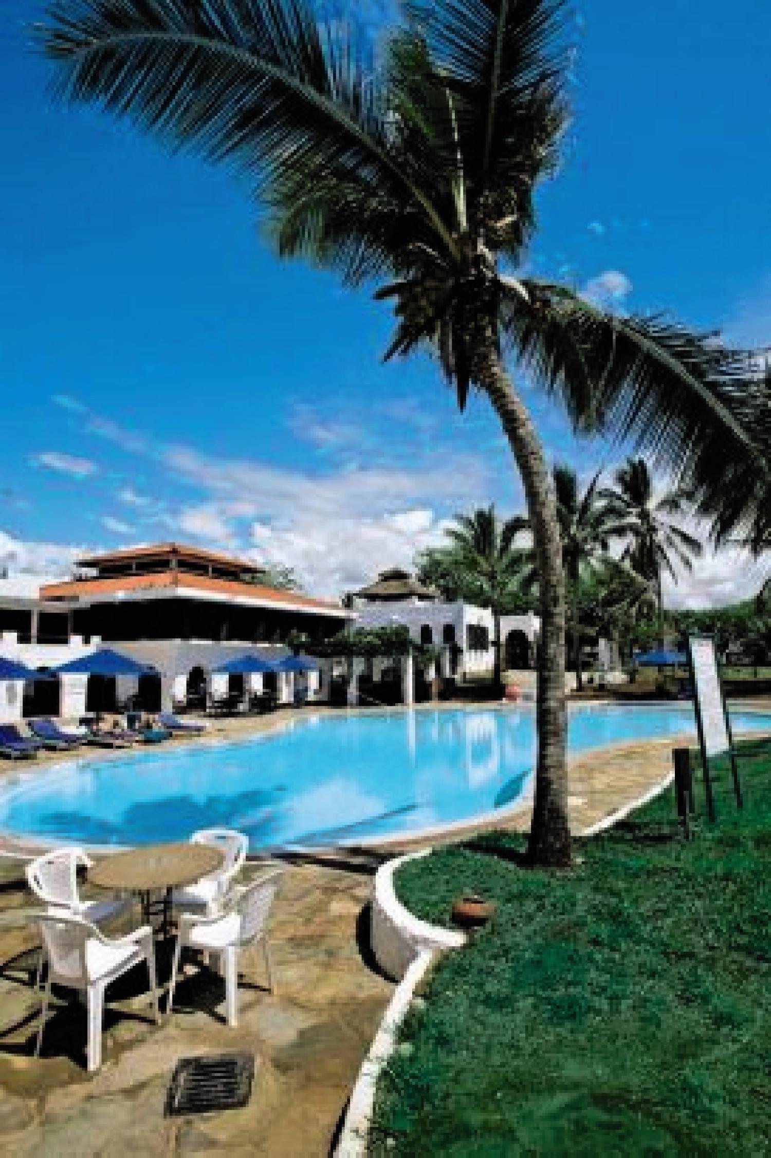 Jacaranda Indian Ocean Beach Resort - chambre double deluxe low cost