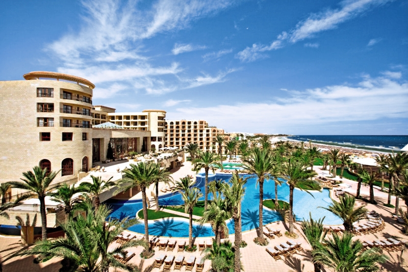 Mövenpick Resort & Marine Spa Sousse - 5*