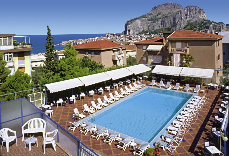 Séjour Sicile - Villa Belvedere - 3*
